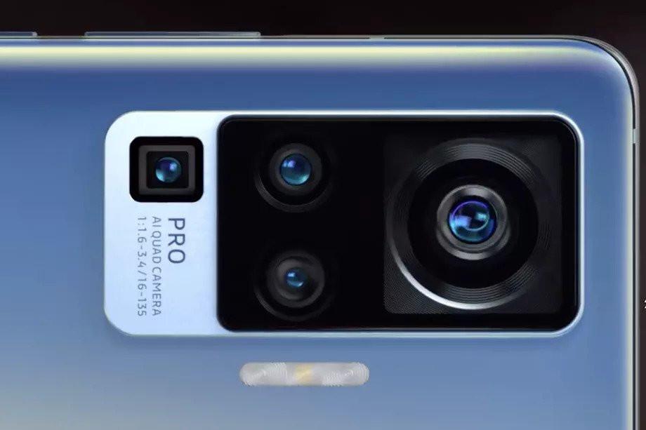 Vivo X50 Pro Gimbal Camera ISOCELL GN1 Sensor