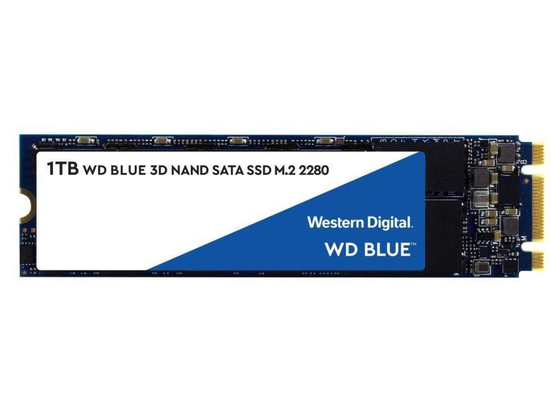 [Newegg US] WD Blue 3D NAND M.2 2280 SATA3 1TB SSD ($94.99 / 미국내 무료배송) 사진